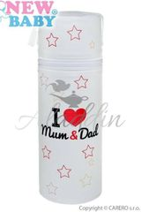 New Baby Termoobal Standard I love Mum and Dad 28791 2017